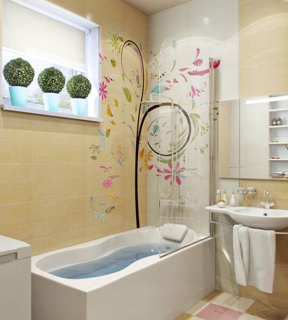 Ванная комната райский сад купить смеситель для ванны с душем недорого ижевск