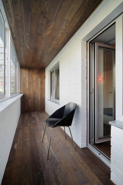 Дерево камень дизайн балкон.