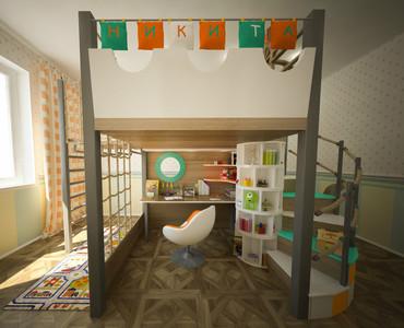 Детский игровой уголок в комнате своими руками 83