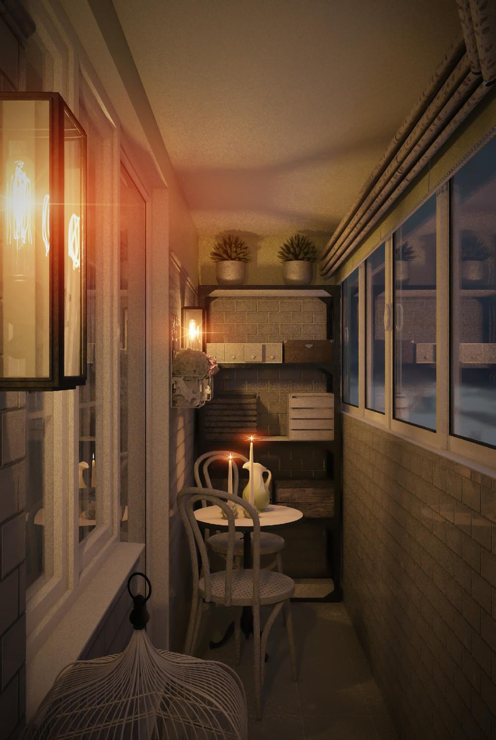 Мебель для балкона и лоджии на заказ в уфе акцент-мебель.