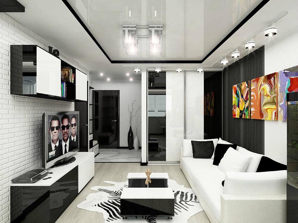 181 фото дизайна квартиры студии 30 кв м  Соцсеть для