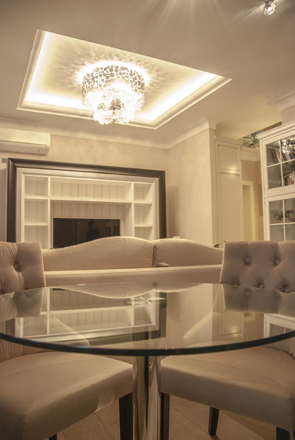 Реализованный проект Холли Голайтли - Classique Chic - Cuisine ...   1494x1000