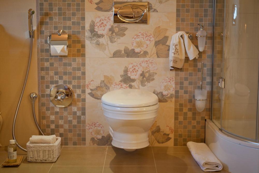 Ванная в своем доме фото