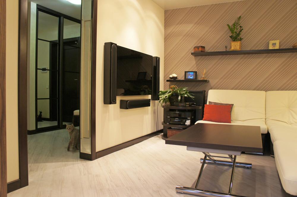 Из двухкомнатной квартиры в трехкомнатную (площадь 51 кв ква.