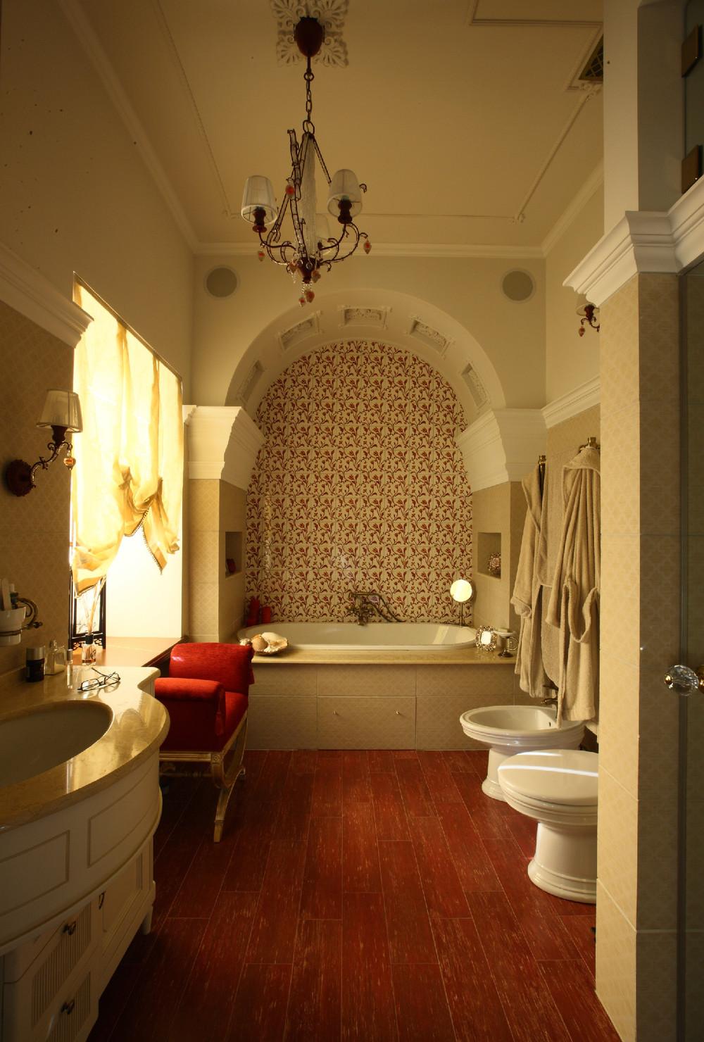 дизайн ванной комнаты сталинский дом фото