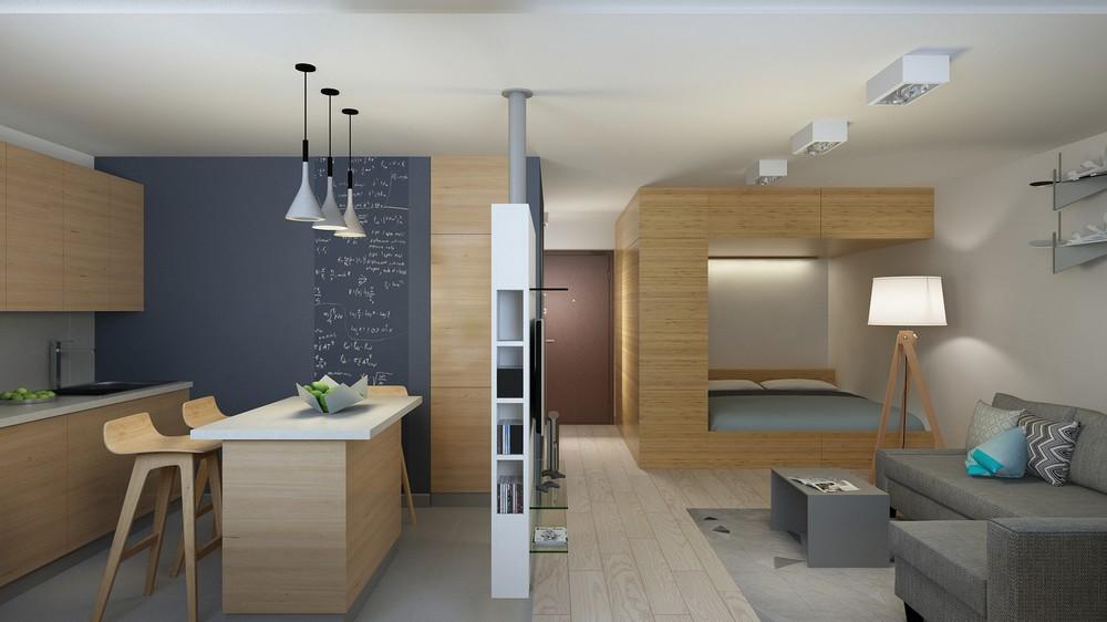 Функциональный дизайн квартиры