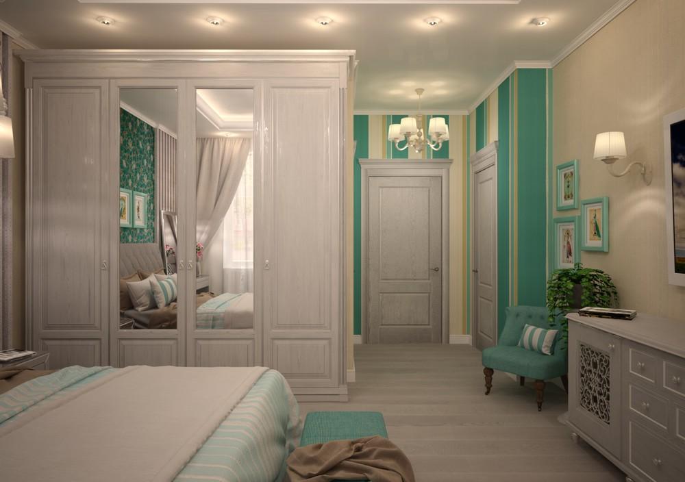 Дизайн неправильной комнаты