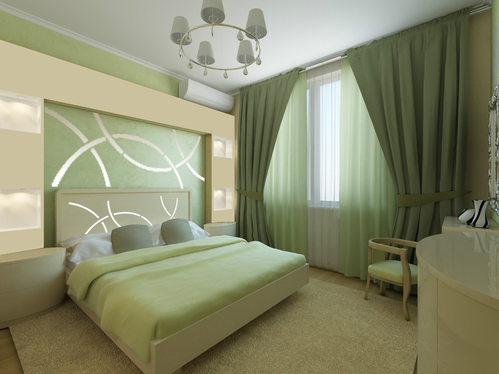 Фисташковая комната фото