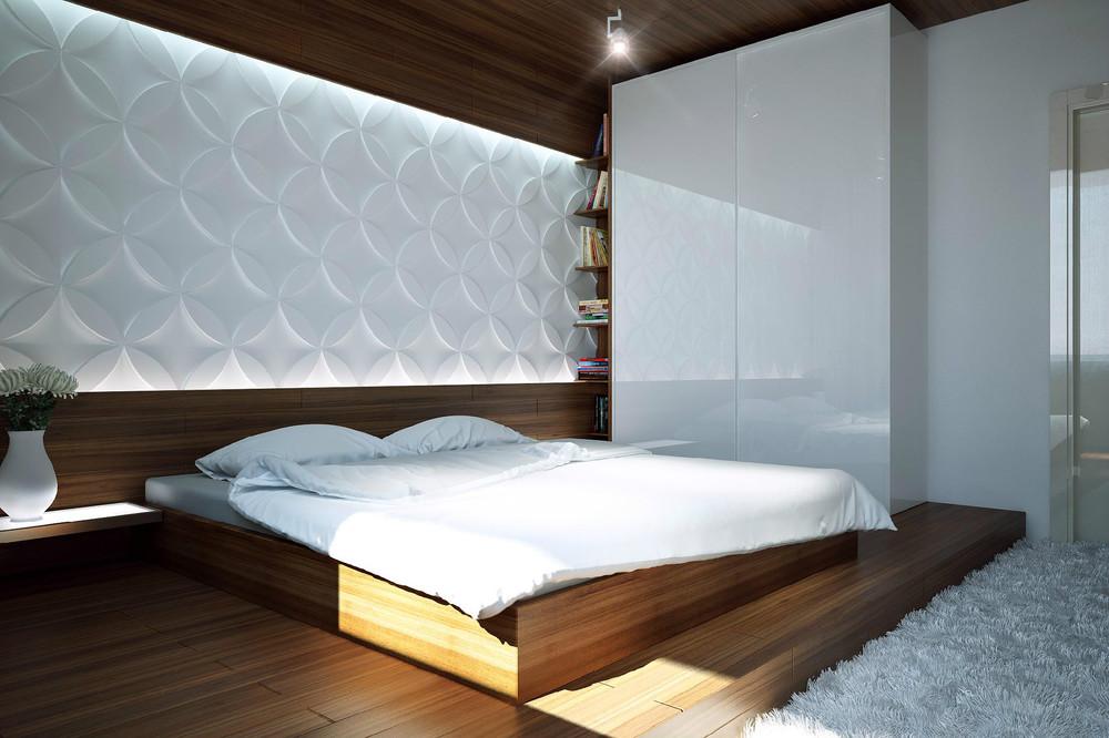 Современные идеи для спальни дизайн