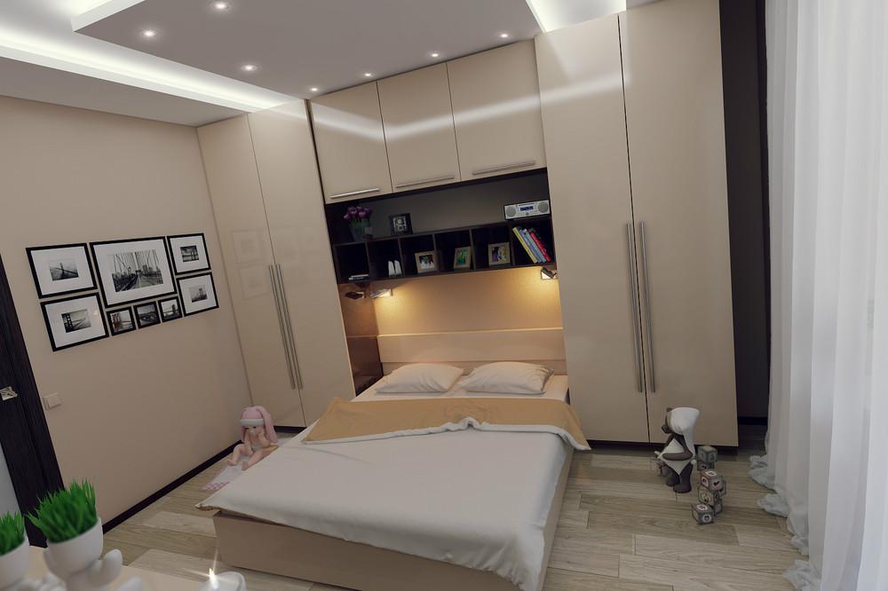 Дизайн комнаты 9 кв.м фото