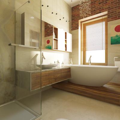 Ванная комната 8 кв м дизайн фото