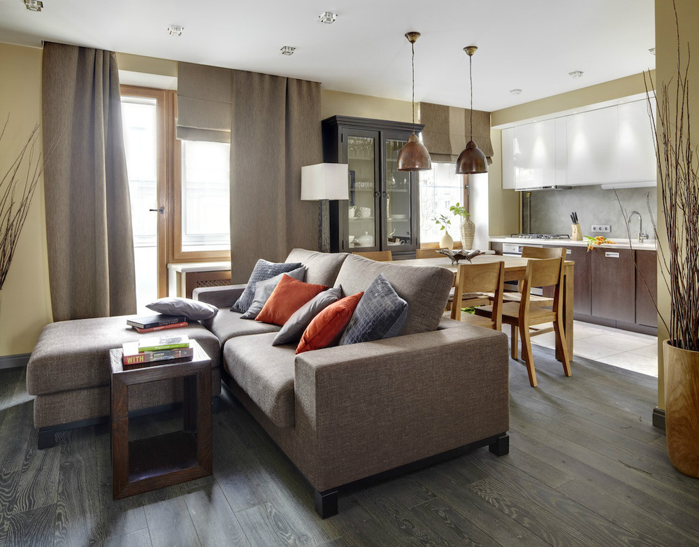 Эко дизайн квартир